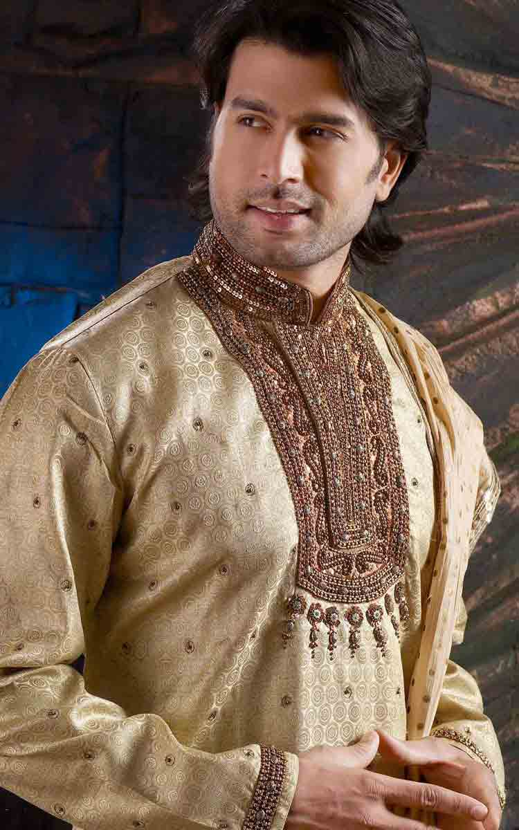 trendy best pakistani men long hairstyles 2017 for mehndi function