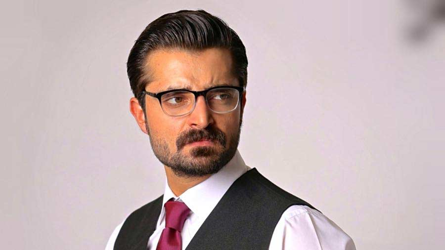 best hamza ali abbasi back slicked mens summer short haircut and hairstyle ideas 2017 in pakistan