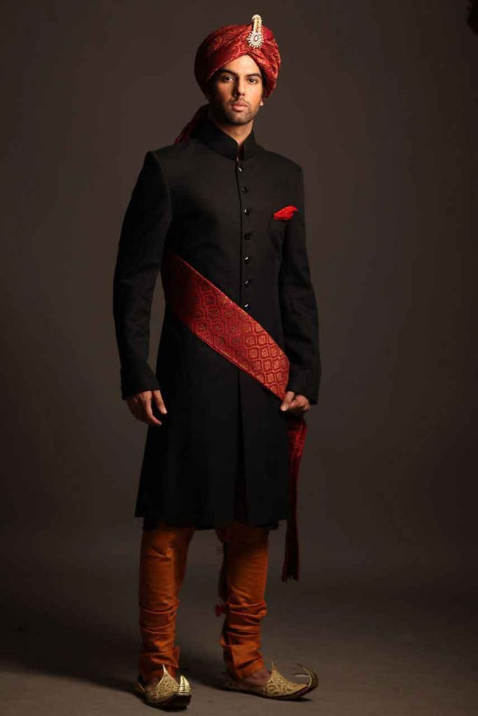 Groom Wedding Sherwani Designs For Barat 28 Fashioneven