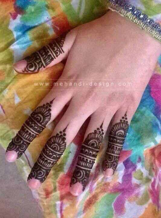 best indian mehndi latest finger mehndi designs 2017 new styles for hands