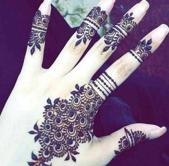 new Pakistani finger mehndi designs latest finger mehndi designs 2017 new styles for hands