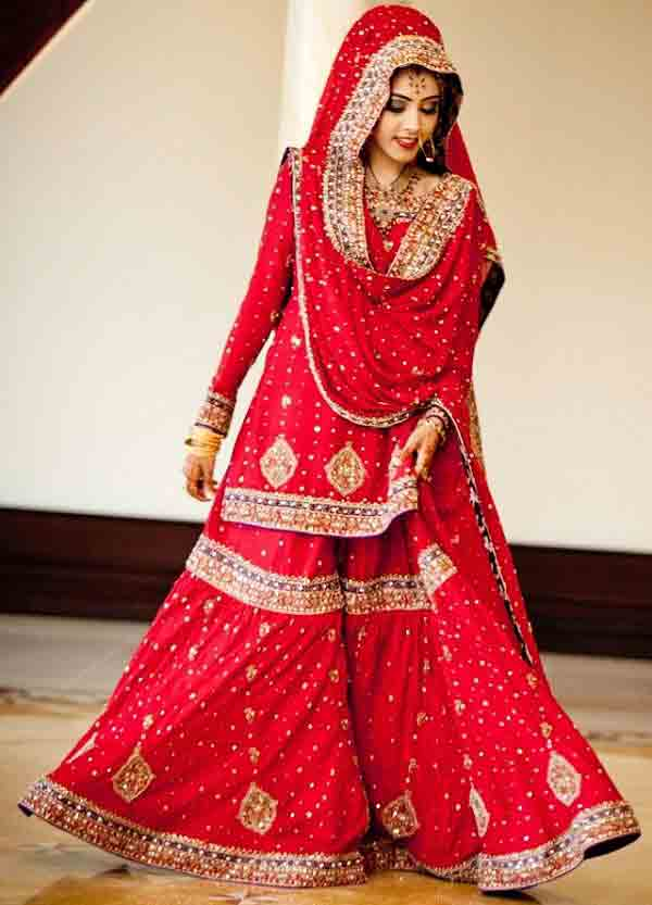 latest dupatta style on head and front cover best bridal dupatta setting styles 2017
