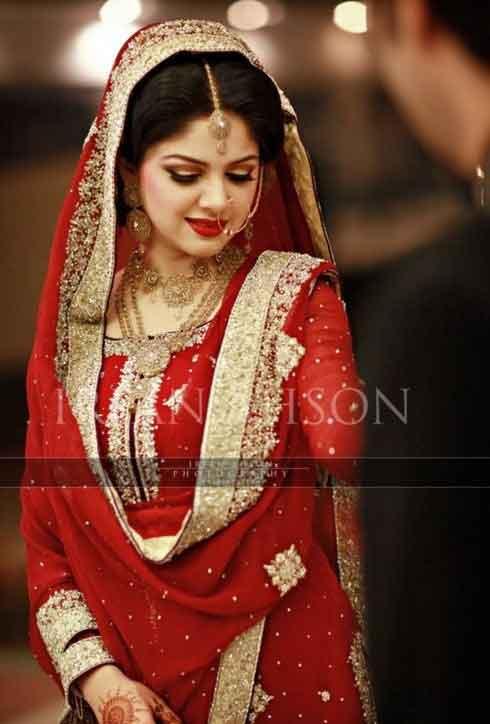 Best dupatta style best bridal dupatta setting styles 2017