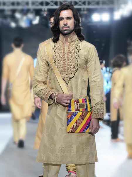 Best cream short sherwani new short sherwani styles 2017 sherwani for men in pakistan