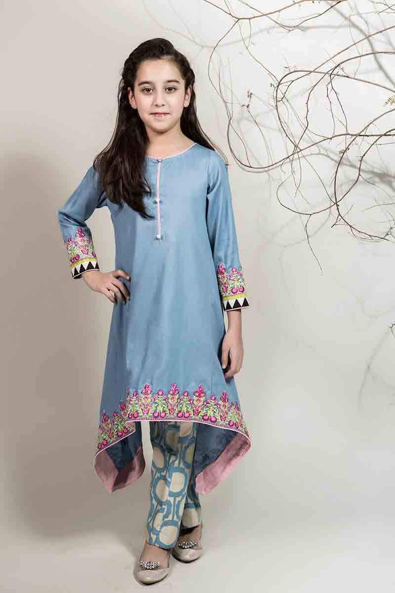 Maria B Kids Party Dresses For Wedding In 2018 | FashionEven
