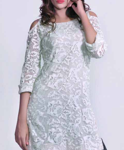 latest white net lace party dress girls net dresses 2017 pakistani party dresses with price