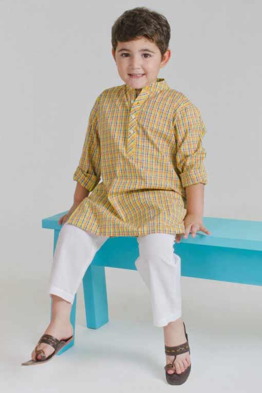 khaadi shalwar kameez designs for little boys in 2018