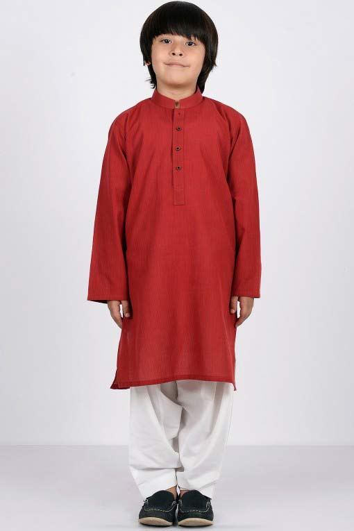 new orange kurta with white shalwar latest little boys kurta shalwar kameez designs 2017 for summer in Pakistan