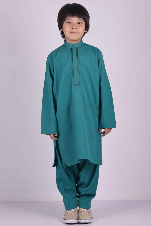 latest little boys kurta shalwar kameez designs 2017 for summer in Pakistan