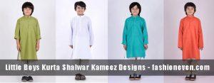 best latest little boys kurta shalwar kameez designs 2017 for summer in Pakistan