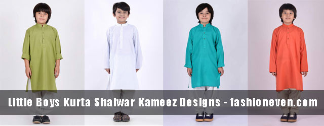 Khaadi Shalwar Kameez Designs For Little Boys In 2019
