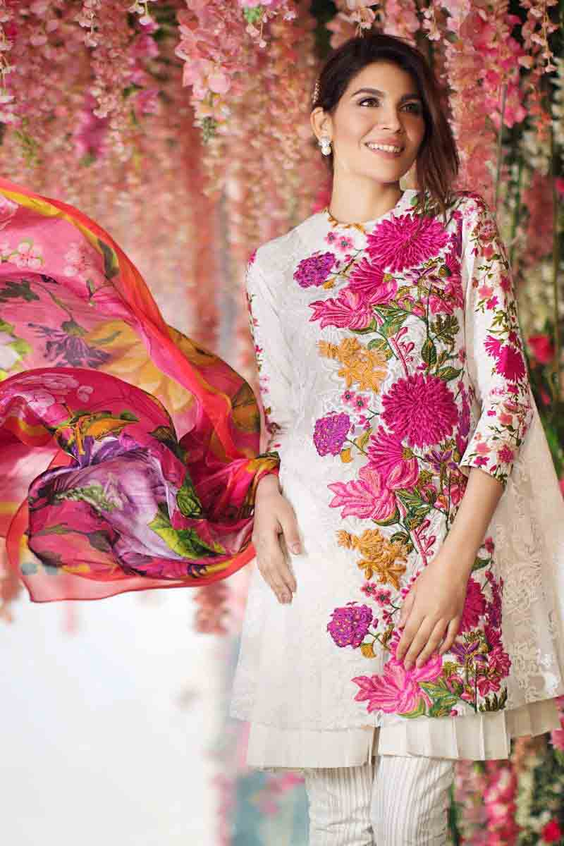 pakistani designer summer dresses 2017 - photo #40