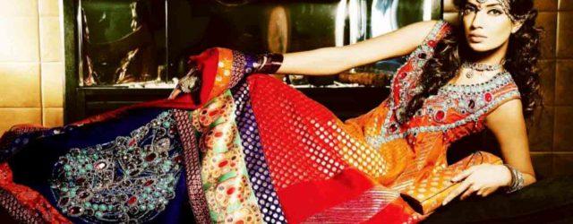 Latest eid dress designs 2017 for Pakistani girls bt Zahra Ahmad