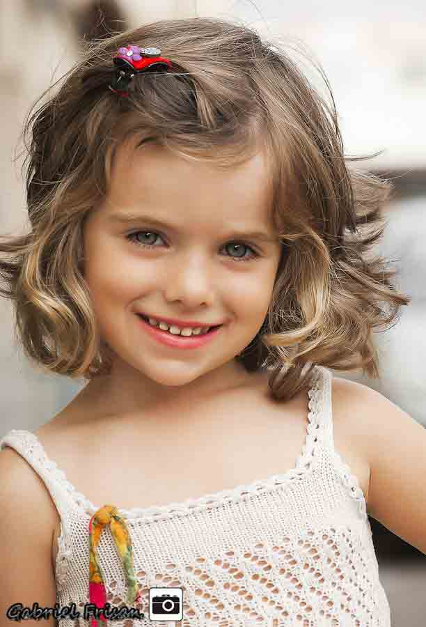 Little Girl Eid Hairstyles For 4