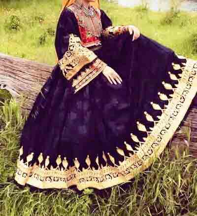 best pathani frock style dress designs 2017