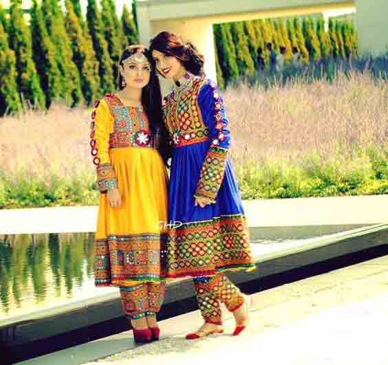 Wedding Dresses For Girl 97 Ideal latest yellow and blue