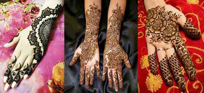 latest full hands best mehndi designs simple Pakistani mehndi designs 2017 for eid