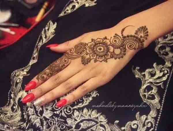 Simple Mehndi Designs For Hands 2017: best-pakistani-mehndi-designs-for-eid-33 u2013 FashionEvenrh:fashioneven.com,Design