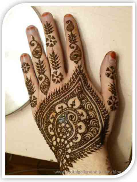 back hand mehndi designs for men 2017