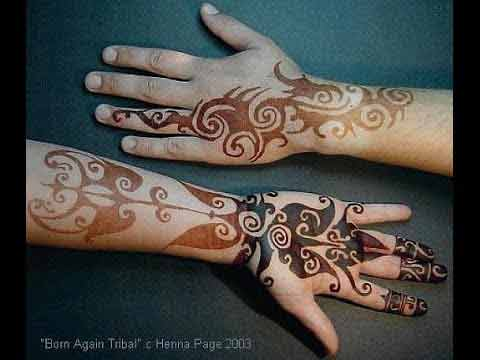 best mehndi designs for men 2017 for front and back hand