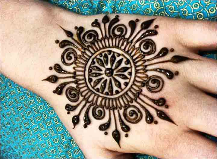 best gol tikki back hand mehndi designs for men mehndi designs for men 2017