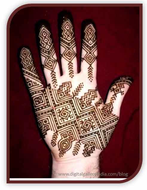Mehndi Designs Man : Mehndi design male makedes