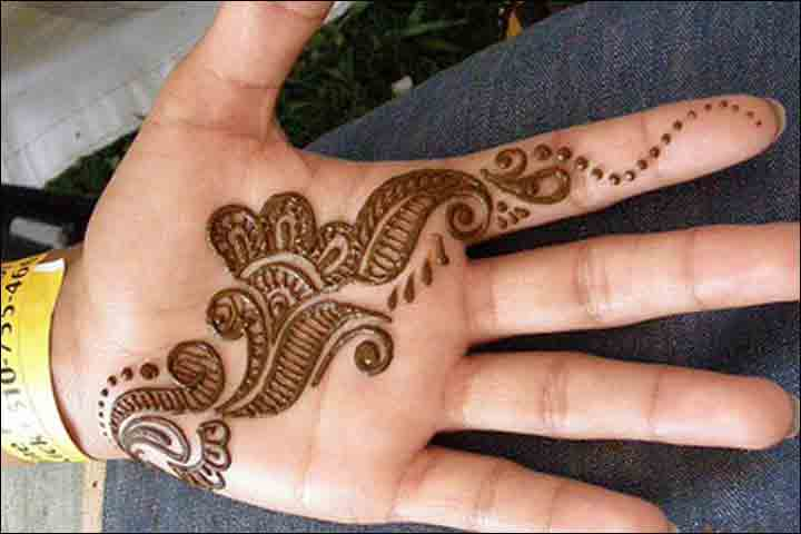 simple arabic mehndi designs for men 2017