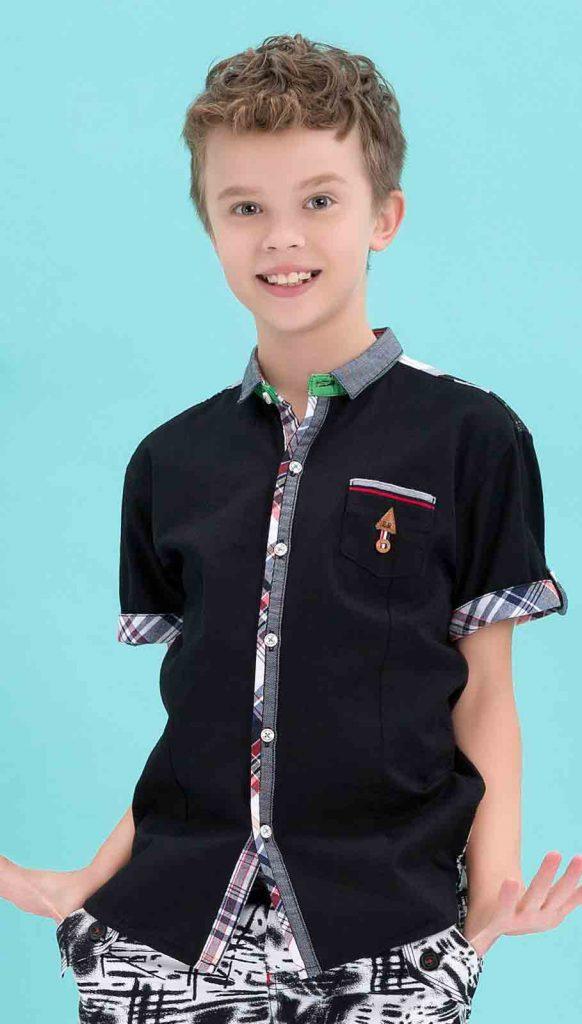 Edenrobe Kids Eid Pant Shirt For Little Boys 16 Fashioneven