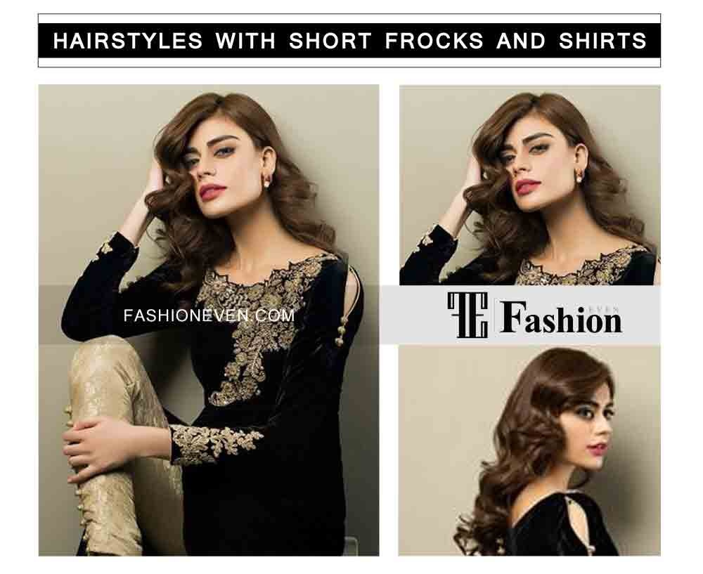 best curls for medium hair eid party hairstyles with short frocks shirts and peplum