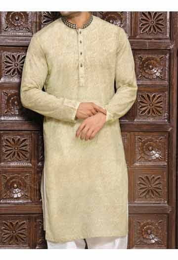 off white men eid kurta shalwar kameez and waistcoat dress designs 2017 by Junaid Jamshed