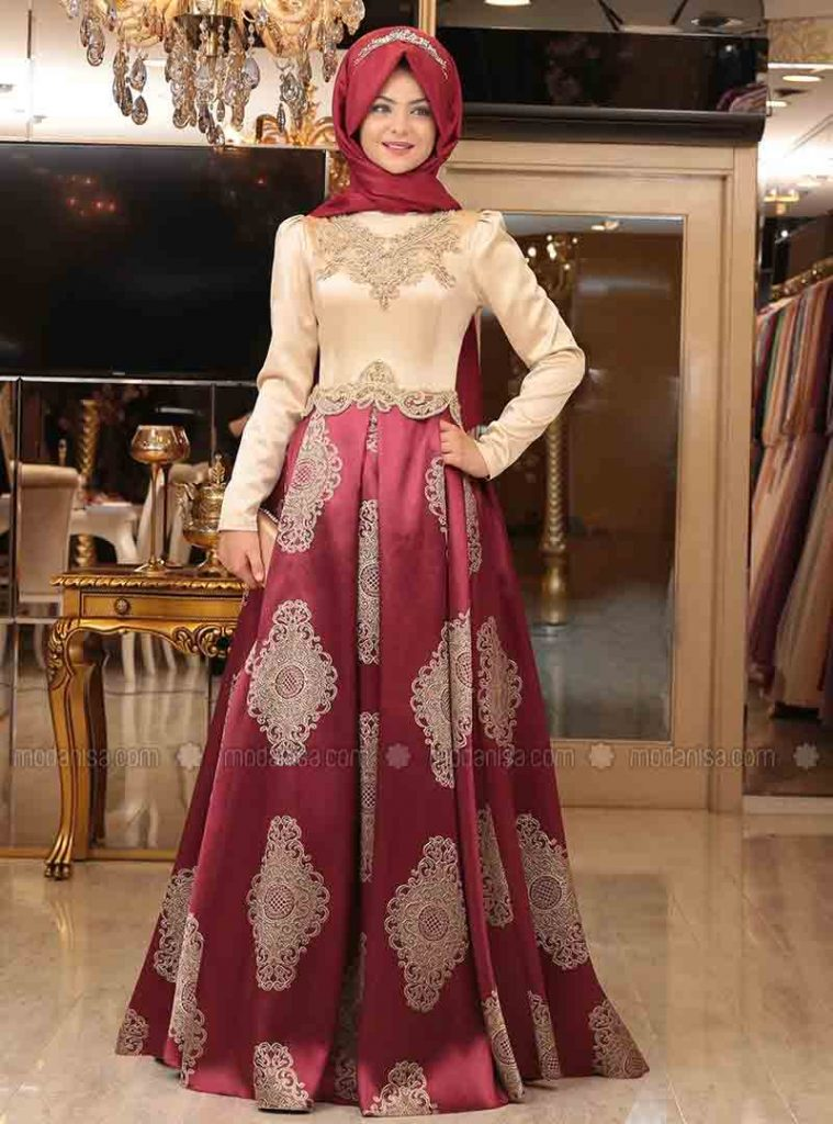 Party Hijab Styles For Eid In Pakistan 21 Fashioneven