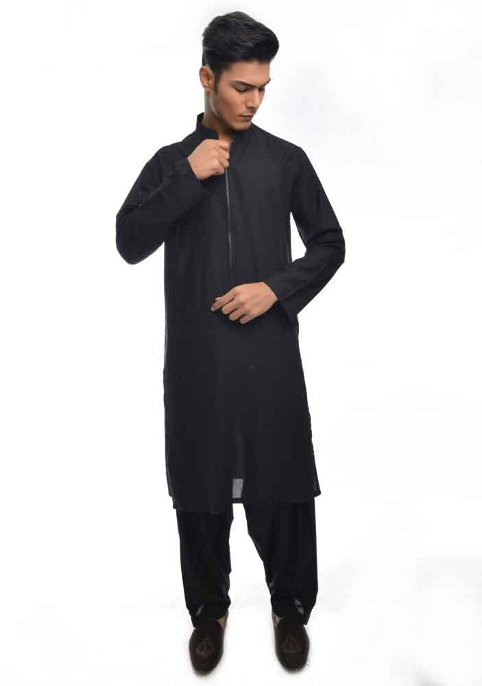 best black kurta designs latest amir adnan men kurta designs for ramadan 2017
