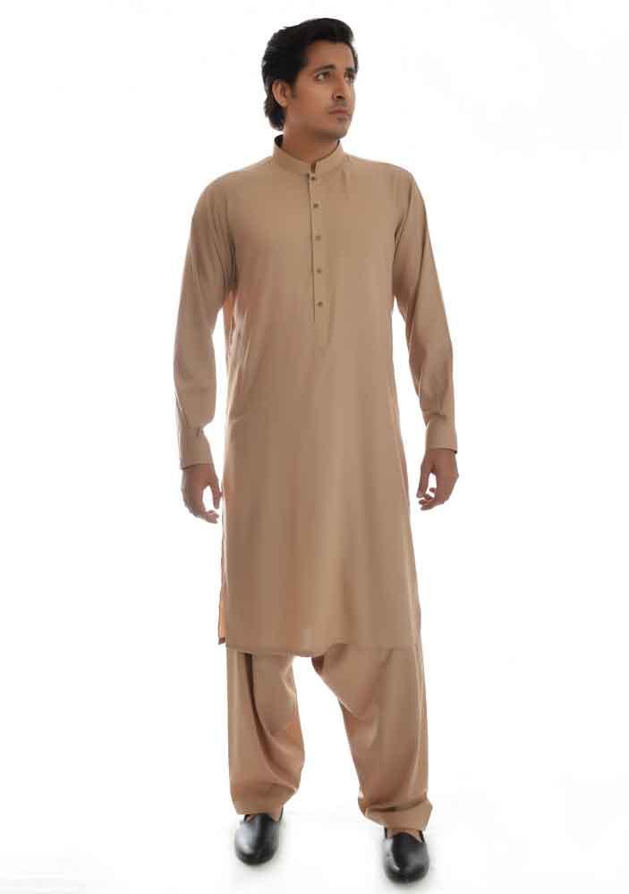 plain brown kurta latest amir adnan men kurta designs for ramadan 2017
