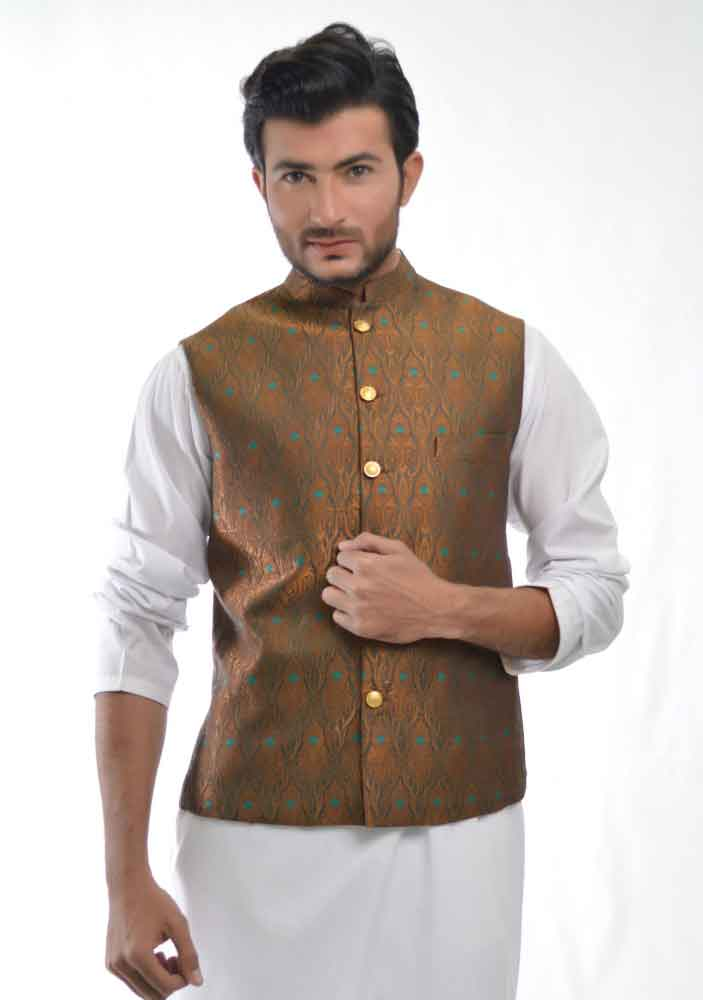 white kurta with waistcoat latest amir adnan men kurta designs for ramadan 2017