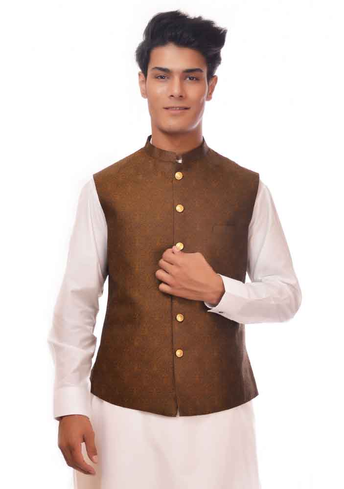 Pakistani Wedding Dresses For Men 91 Cool plain kurta with brown