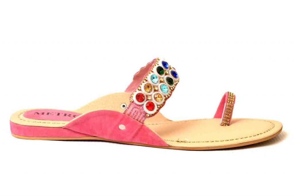 Eid Flat Shoes For Girls In Pakistan 3 Fashioneven