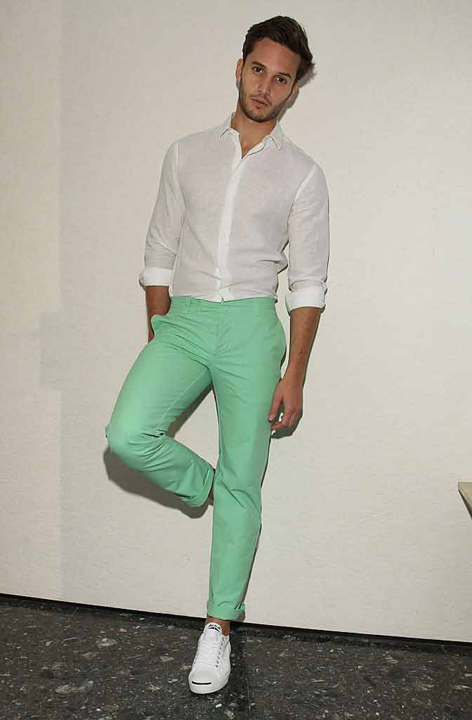 White shirt with green pants for Pakistan independence day dresses for boys 2018
