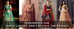 Latest Indian bridal wedding lehenga choli 2017