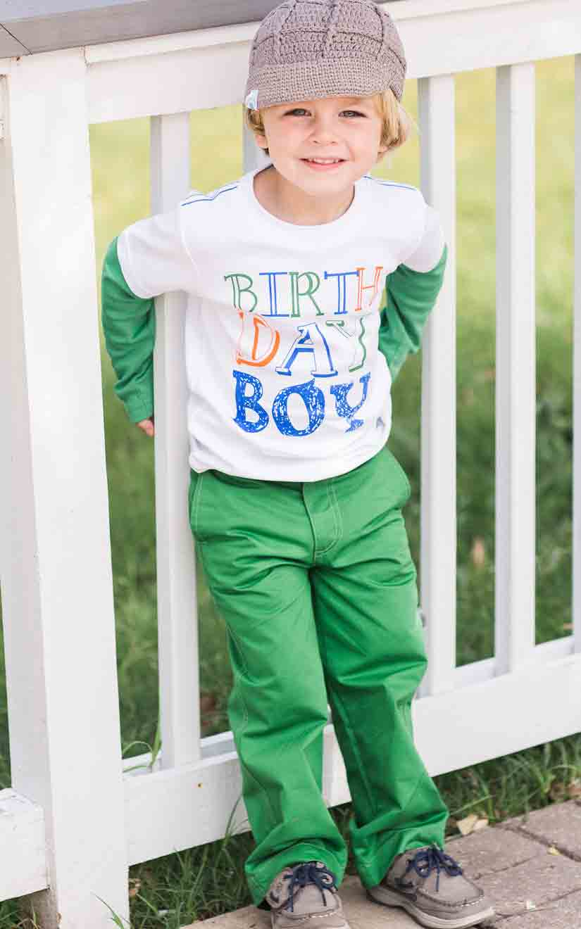 White and green shirt with green pants for 14th august dresses for baby boys in Pakistan 2017