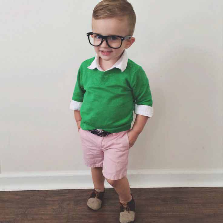 green shirt with pink shorts for 14th august dresses for baby boys in Pakistan 2017