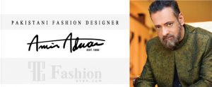 Amir Adnan fashion designer in Pakistan for men clothing