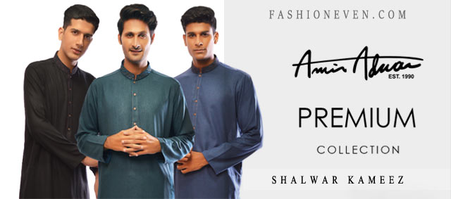 Amir Adnan shalwar kameez for men