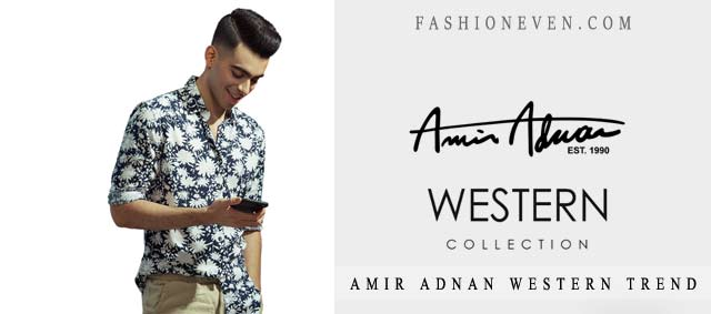 Amir Adnan Western clothing for men 2017