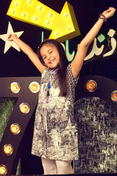 Black and white kurti for 14 august dresses 2018 for girls and kids little girls