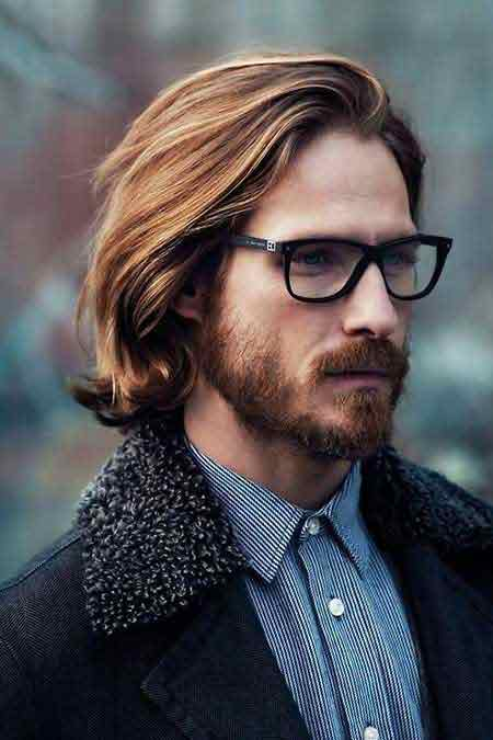 Simple and best long haircuts and hairstyles for men in 2017