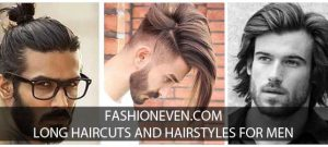 Latest and best long haircuts and hairstyles for men in 2017