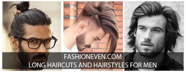 Latest Long Haircuts And Hairstyles For Men In 2019
