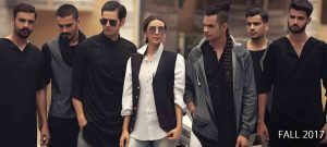 New collection of men dresses and shoes for fall winter 2017 by Amir Adnan