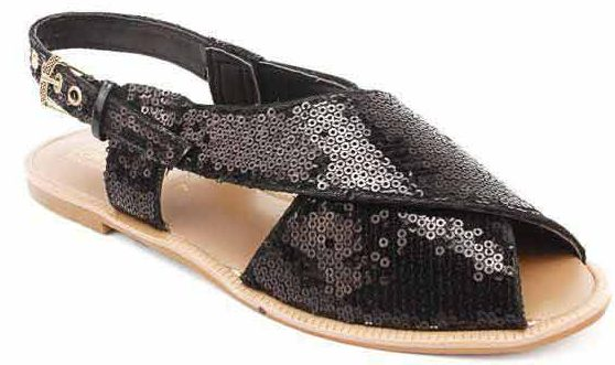 SHimmery black Peshawari chappal designs 2017 for men