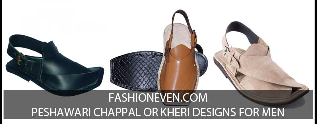 Latest Peshawari Chappal Designs For Men In 2019